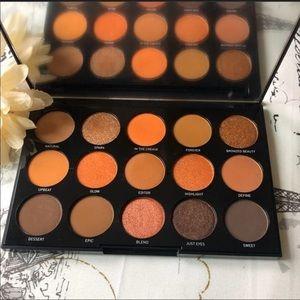 NWT Morphe 15D Day Slayer eye shadow palette 🌼